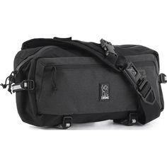 Chrome Kadet Nylon Messenger Bag | Night