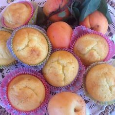 Muffin all'albicocca: la ricetta perfetta per una colazione estiva!