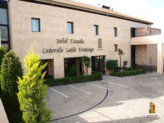 Fachada Hotel-Escuela