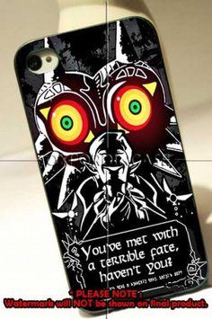 Legend Of Zelda Majoras Mask Quote iPhone Case And Samsung Galaxy Case  #accessories #phonecase #iphonecase #case #cover #hardcase #hardcover #skin #iphone4 #iphone4case #iphone4s #iphone4scase #iphone5 #iphone5case #iphone5c #iphone5ccase #iphone5s #iphone5scase #custom  #rubbercase #quote #zelda #games