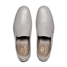 Bespoke slip on by Aldo Bruè. Your Shoes, Men's Shoes, Calf Leather, Aldo, Bespoke, Calves, Your Style, Slip On, Loafers