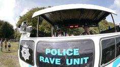 Chico Abreu @ POLICE RAVE UNIT - BOOMTOWN FAIR 2014