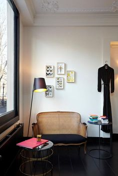Maison Rika, gift and gallery space  #interior #design #RikaStyle