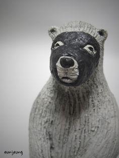 진흙팩하는 북극곰 - 소셜갤러리 :: All Arts for All