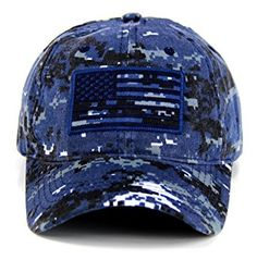 5d69d5e93f USA American Flag Baseball Cap Military Army Operator Adjustable Hat Review