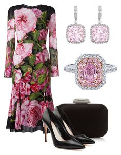 """""""Без названия #2103"""" by claire-hamilton-bristol ❤ liked on Polyvore featuring Jimmy Choo, Dolce&Gabbana and Alexander McQueen"""