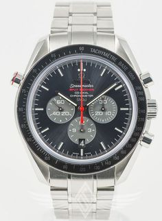 Omega Speedmaster Split Second Chronograph Limited Edition Ceramic Dial Ceramic Bezel Automatic Moon Watch 311.30.44.51.01.001 Posted on October 7, 2014 by Kyle O'Connor