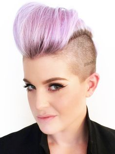 Exclusive: Kelly Osbourne's No-BS Approach to Beauty via @ByrdieBeauty