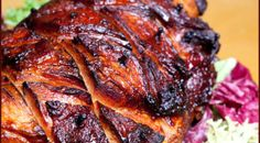 Be sure to try this Holiday Ham Glaze Recipe going two different ways! Traeger Recipes, Rib Recipes, Grilling Recipes, Cooking Recipes, Smoker Recipes, Jamaican Recipes, Barbecue Recipes, Recipies, Dinner Recipes