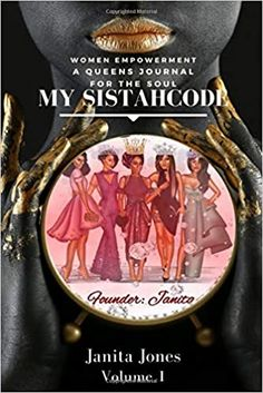 Amazon ❤ My SistahCode: A Queens Journal For The Soul
