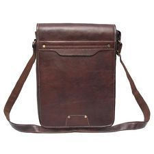 Comfort 13 inch Pure Leather Laptop Bag for men and women & unisex EL13