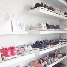 Sneakers collection - by Audrey Mayer