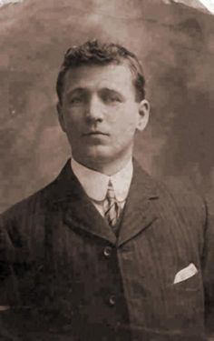 Harry Holman was 28 years old when he lost his life in the sinking of Titanic. His body wasn't recovered.
