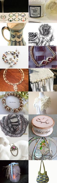 Treasures from 1 Agape Team by Wirednstrung on Etsy--Pinned with TreasuryPin.com