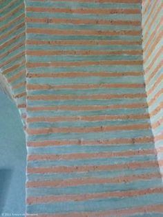 Tadelakt Pro™ ceiling made of bricks and tadelakt by Perfectino Coatings, via Flickr