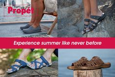 Shoes made with finest quality materials to create great fitting experience, cushioned insoles to soften your stride. Propet support and stability can make all the difference in how your feet feel. Wide range of sizes and width. Orthotic friendly. Perfect solution for hard to fit foot. #propetshoes #comfortfootwear #orthoticshoes #removableinsole Propet Shoes, Mens Shoes Boots, Kid Shoes, Comfortable Mens Shoes, Orthopedic Shoes, Kids Sandals, Men's Footwear, Stability, Running Shoes