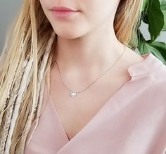 Star Necklace, Arrow Necklace, Everyday Necklace, Gold Chains, Chokers, Trending Outfits, Unique Jewelry, Etsy, Design