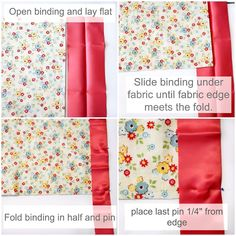 How to sew blanket binding on a baby blanket, how to sew satin blanket binding, satin blanket binding tutorial, how to sew mitered corners on baby blanket, flannel baby blanket. Satin Blanket Binding is the softest way to finish a baby blanket. Baby Receiving Blankets, Flannel Baby Blankets, Flannel Quilts, Kids Blankets, Minky Blanket, Self Binding Baby Blanket, Baby Blanket Tutorial, Quilt Binding Tutorial, Sewing Binding