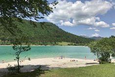 -> WALCHENSEE BADEN - Strandbad, Badeplätze & Badestrand Bavaria, Camping, Golf Courses, World, Beach, Places, Outdoor Decor, Travel, Wellness