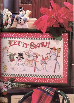 Gallery.ru / Фото #70 - Mary Engelbreit Cross Stitch for all seasons - KIM-2
