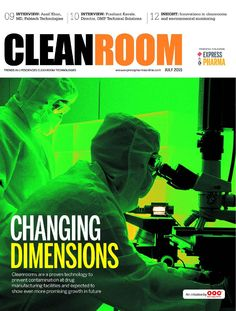 Trends In Lifesciences Cleanroom Technologies