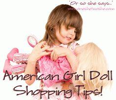 Ultimate Christmas Guide for American Girl Dolls (Money Saving Tips!) www.oneshetwoshe.com
