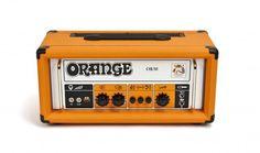 2015 Orange Amplifiers OR50 Tube Guitar Amp Head Orange 50 Watts