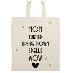Katoenen tas voor moeders! Mothers Day Quotes, Daughter Quotes, Mothers Day Cards, Mothers Bag, Bag Quotes, Silhouette Curio, Personalized Tote Bags, Bday Cards, Printed Bags