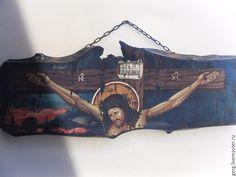 Купить Икона Христа такая одна в мире - Икона ручной работы, старинный стиль, золотой Bags, Handbags, Dime Bags, Totes, Hand Bags, Purses, Bag, Pocket