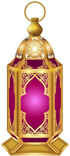 Beautiful Pink Lantern PNG Clip Art PNG Image