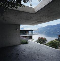 Arnaboldi, Michèle: Case Katz, Aldesago, Switzerland: Architecture, Across the landscape | The Red List