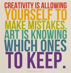 Here are five of the best benefits of creating.
