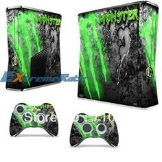 I found 'Monster Xbox 360 Console And Controller' on Wish, check it out!