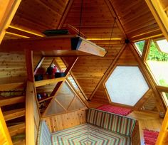 shed plans! Start building amazing sheds the easier way. with a collection of shed plans! Shed Plans, House Plans, Eco Pods, Yurt Home, Geodesic Dome Homes, Tiny Cabins, Dome House, Earth Homes, Suites