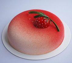 """411 Likes, 2 Comments - Pastry Inspiration (@pastry_inspiration) on Instagram: """"#Repost @florann_cake: Добрый день, мир! Сегодня скромно и сверху ягодка! Но внутренний мир торта…"""""""