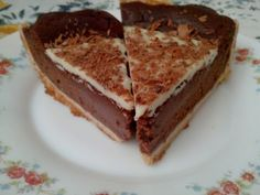 Corte Tarta de Nutella y Chocolate Blanco