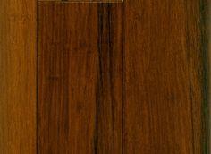 """1/2"""" x 5"""" Teshen Antique Click Strand Bamboo"""
