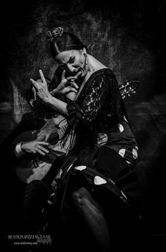 °rosa° Flamenco La Lupi