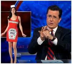 """""""Oh, it's okay to sell this, but when I hold her upside down and whack her on the bottom, I'm the one who gets tased?"""" -- Stephen Colbert http://on.cc.com/salWiL"""