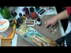 ▶ Mixed Media 3 - the finished project! - YouTube
