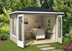 Die GartenHaus GmbH ist Ihr günstiger Onlineshop für Haus und Garten: Gartenhaus, Sauna, Carport & Co. +++ 0€ Versand. +++ Jetzt Schnäppchen sichern!