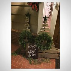 Pallet christmas tree engraved with a cnc router from for Christmas trees at michaels craft store