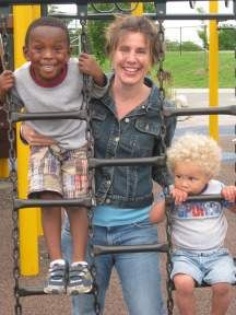 """Psychology Today article: """"When Is Love Not Enough? Transracial adoption and parenting children of a different race."""""""