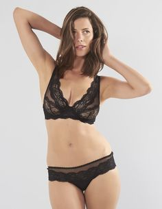 2342749d0 This bra is everything you have ever wanted. It s a blend of laces