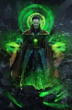 Master Strange