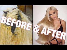 Knappy Hair Extensions, Keratin Bond Hair Extensions, Permanent Hair Extensions, Extensions For Thin Hair, Beauty Hair Extensions, Fusion Hair Extensions, Blonde Hair Extensions, Hair Extensions Tutorial, Hair Magazine