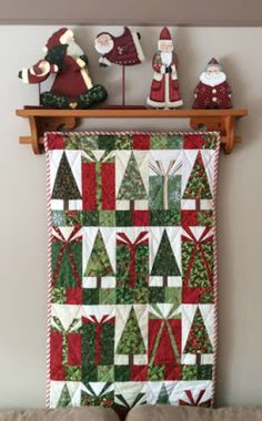 The Cuddle Quilter: Getting Ready for Christmas