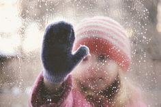 Child's mitten