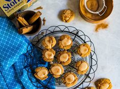 Soetkoekie Thumbprints with Amarula Cream Filling - Stork