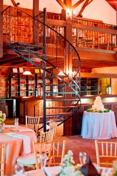 The Barn on Bridge. Has a chandellier, not pictured in this photo. 15 minutes from Philly. Wedding Spot, Wedding Costs, Wedding Table, Our Wedding, Dream Wedding, Wedding Ideas, Places To Get Married, Beautiful Wedding Venues, Wedding Photos